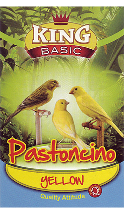 Pastoncino Yellow